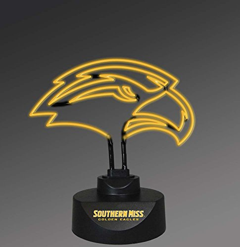 Memory Company NCAA Southern Mississippi, University of Neon Lamp, One Size, Multicolor by Memory Company