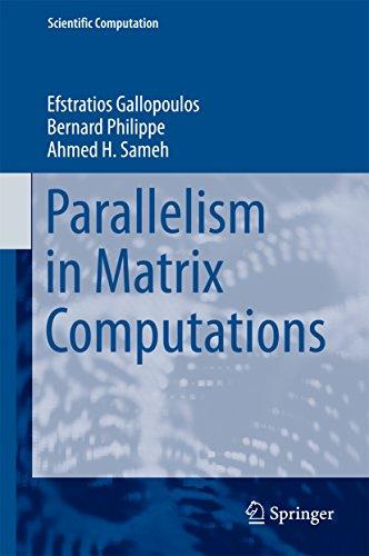 Parallelism in Matrix Computations (Scientific Computation)