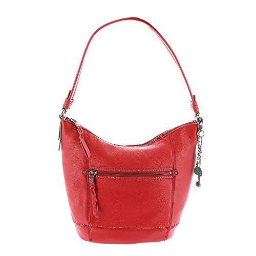 The Sak Sequoia Hobo Bag, Ruby