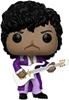 Funko Pop Rocks: Prince-Purple Rain Collectible Figure, Multicolor