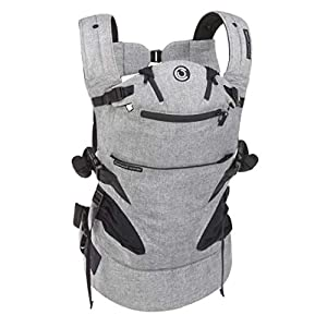 Contours – Journey – 5-Position Baby Carrier...