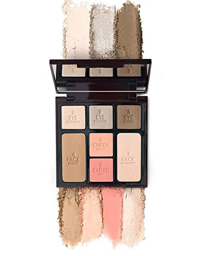 CHARLOTTE TILBURY INSTANT LOOK IN A PALETTE SEDUCTIVE BEAUTY LIMITED EDITION