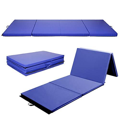Giantex 4'x10'x2 Thick Gymnastics