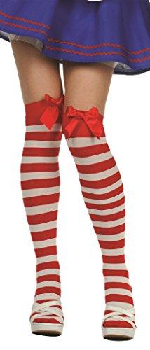 (RG Costumes Rag Doll Or Elf Socks, Adult Size )
