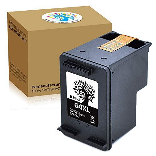 Amazon.com: H & Bo REMANUFACTURADO 64 x l Cartucho de tinta ...