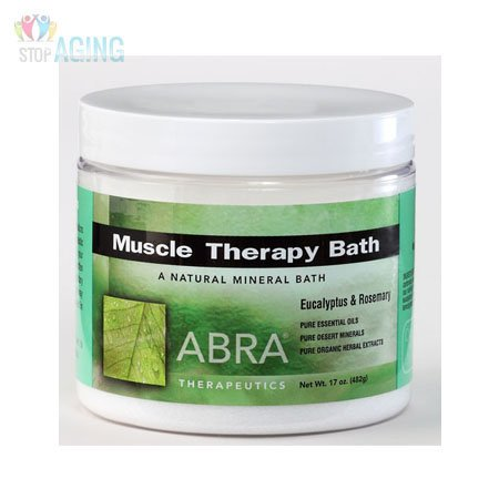 Abra Therapeutics Muscle Therapy Bath 17 Oz