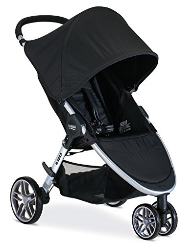 Price comparison product image Britax 2017 B-Agile Stroller,  Black