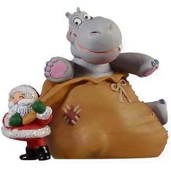 Amazon.com: 2009 Hallmark I Want a Hippopotamus for Christmas: Home ...
