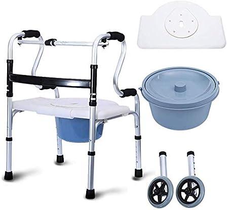 Daxiong Discapacitados Andadores muletas Ancianos ...