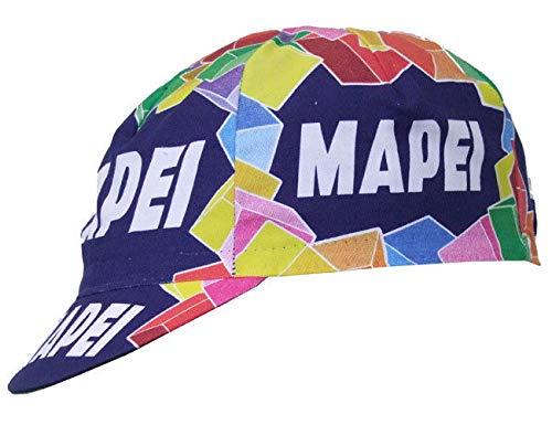 Retro Prestige Team Cycling Caps (Mapei) ()