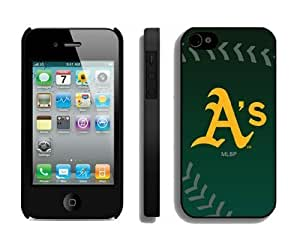 Designer Apple iPhone 6 plus 5.5 Case MLB Oakland Athletics Personalized Athletic Iphone 6 plus 5.5 Cellphone Proective Cover