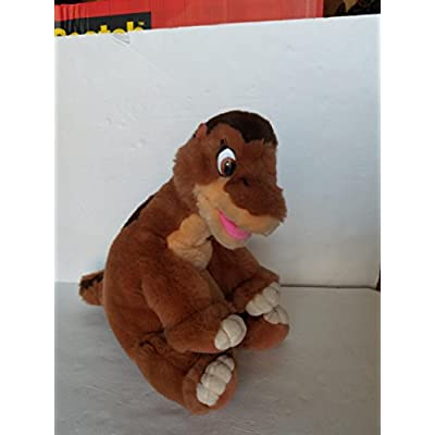 Dinosaur Plush LittleFoot From the Land Before Time By Gund/jc Penney: Toys & Games