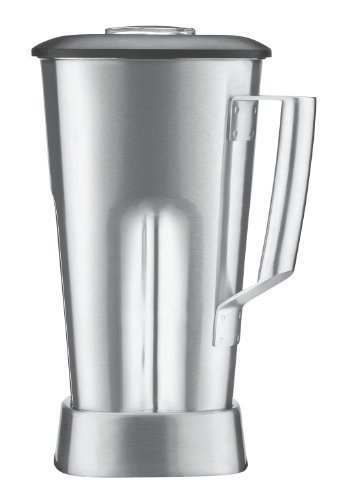 Waring Commercial CAC90 Stainless Steel Container, 64-Ounce by Waring (Waring Commercial Cac90 Stainless Steel Container 64 Ounce)