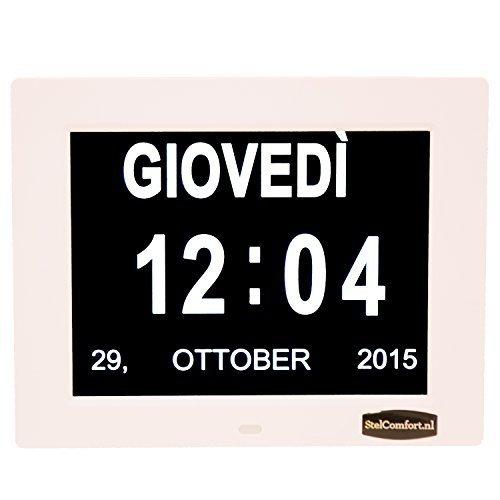 orologio datario italiano