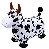 Ikevan_ 2019 Hopper Toy Hopping Horse, Outdoors Ride On Bouncy Animal Play Toys, Inflatable Hopper