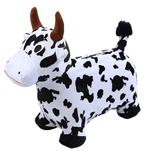 Ikevan_ 2019 Hopper Toy Hopping Horse, Outdoors Ride On Bouncy Animal Play Toys, Inflatable Hopper by Ikevan_ (Image #7)