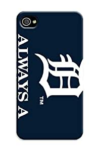 Iphone 6 Plus Protective Case,Fashion 3D Baseball Iphone 6 Plus Case/Detroit Tigers Designed Iphone 6 Plus Hard Case/Mlb Hard Case Cover Skin for Iphone 6 Plus by ruishername