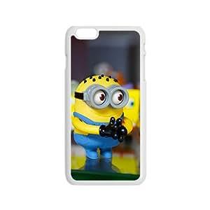 Cute Cartoon Minions Phone Case for iPhone 6