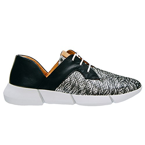 Women Silver Casual Air Vayah Elska Sneakers Black pfw4qA