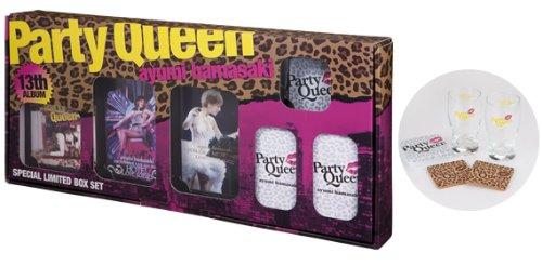 浜崎あゆみ / 『Party Queen』SPECIAL LIMITED BOX SET(5DVD付)[限定盤]