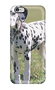 Awesome Dalmatian Flip Case With Fashion Design For Iphone 6 Plus