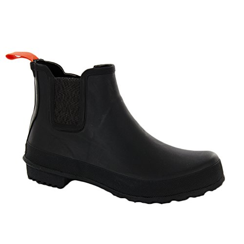 SWIMS Men's Charlie Rubber Boots, Black, 11 D(M) US by SWIMS