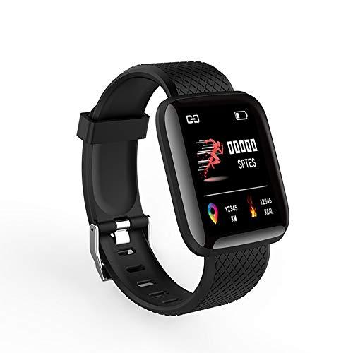 Hnourishy 116 Plus Smart Watch 1 3 Inch Tft Screen Waterproof Sports Fitness Activity Tracker Smart Watch