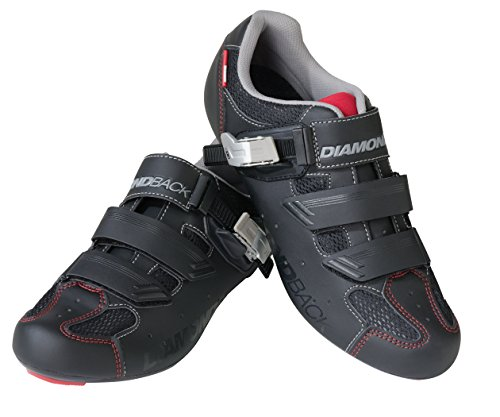 Diamondback Men's Century Elite Clipless Road Cycling Shoe, Size 45 EU/11-11.5 US