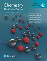 Chemistry: The Central Science in SI Units, Global Edition, 14th Edition Front Cover