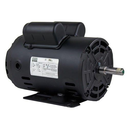 3 HP Horse Power Single Phase Weg Heavy Duty Electric Compressor Motor 10698252 (Heavy Duty Electric Motor)