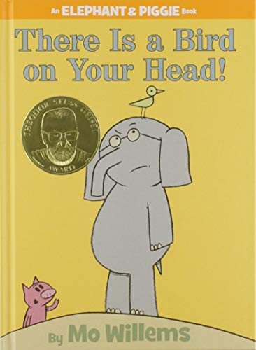 There is a Bird on Your Head! (An Elephant and Piggie Book) (Big Girls Do It Better Box Set)