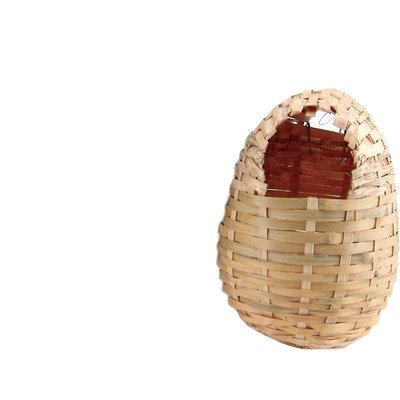 Giant Finch Bamboo Nature's Birds Nest [Set of 3]