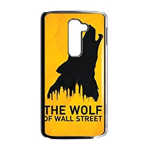 LG G2 phone cases Black Wolf Of Wall Street Phone cover DSW1892637