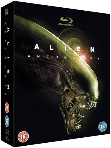 Alien Anthology [Blu-ray Import]