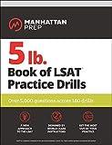5 lb. Book of LSAT Practice Drills: Over 5,000