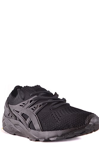 Asics Men's Mcbi028029o Black Fabric Sneakers U7P3pcoQb