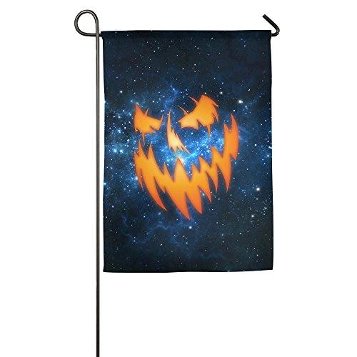 FWOVDS Jack O Lantern Halloween Garden Flag 1218 Inch / 1827 Inch