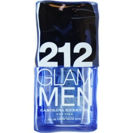(212 Glam By Carolina Herrera Edt Spray 3.4 Oz)