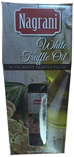 Nagrani White Truffle Oil, 8.5 Ounce by Nagrani