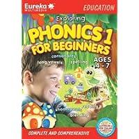 Eureka`s Education Phonics 1 for Beginners Age 4-7 (CD)