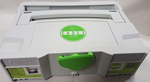 "2-3//16/"" Kit w// Case Cadex V2//21.55-SYS 21 Gauge Pinner Brad Pin Nailer 1//2/"""