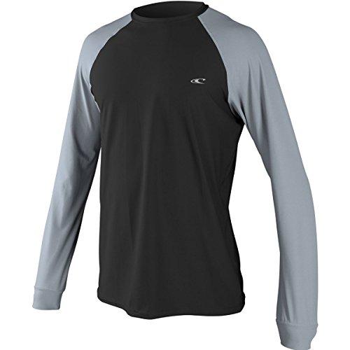 O'Neill Wetsuits UV Sun Protection Mens 24-7 Tech Long Sleeve Crew Sun Shirt