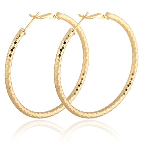 Design Omega Back Earrings - 9
