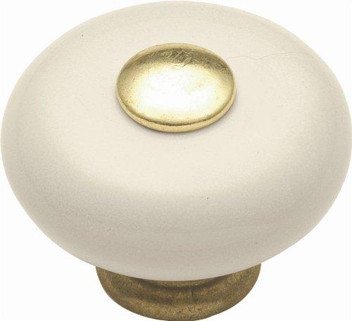 Tranquility Knob (Set of 10) (Light Almond) Lad Light Almond