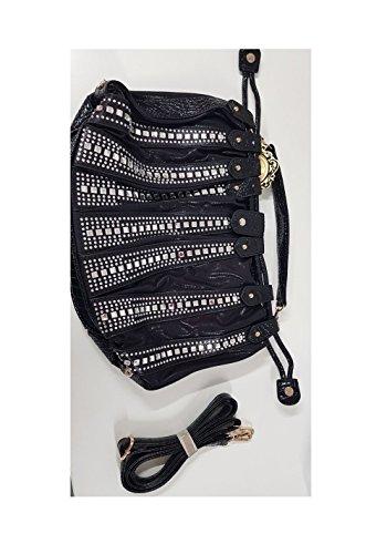Damen Tasche Schwarz nHixOZL - ra-cvps.de