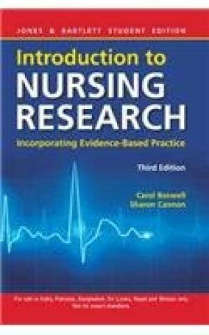 Download Introduction To Nursing Research Incorporating Evidence-based Practice 3rd Ed PDF