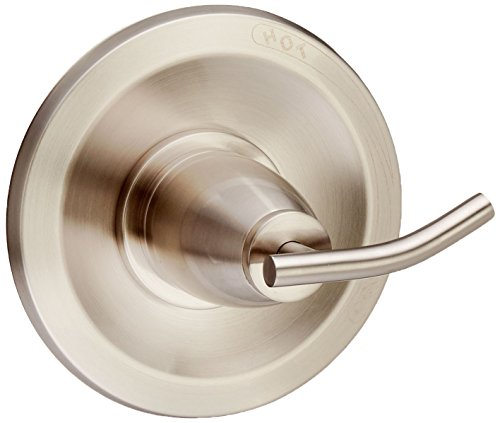 Danze D510454BNT Sonora Shower Valve Escutcheon Trim Kit, Brushed Nickel, Valve Not Included