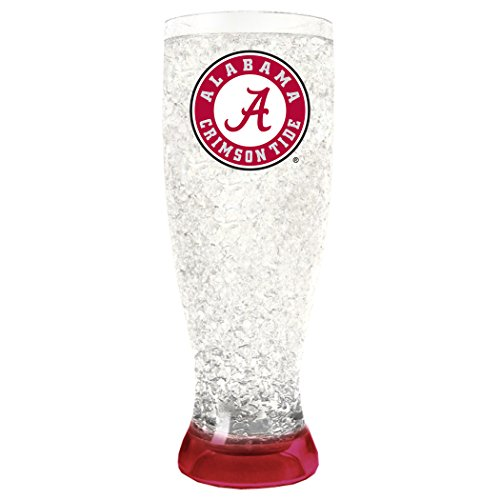NCAA Alabama Crimson Tide 16oz Crystal Freezer - Tide Crystal Crimson Alabama