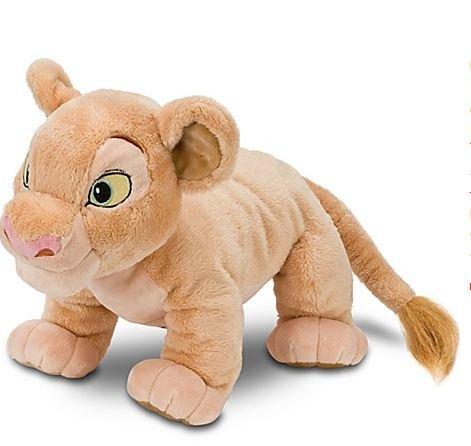 Le Roi Lion - Nala Peluche - 28 cm Disney