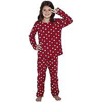 Pijama Infantil Corujinha Soft de Inverno